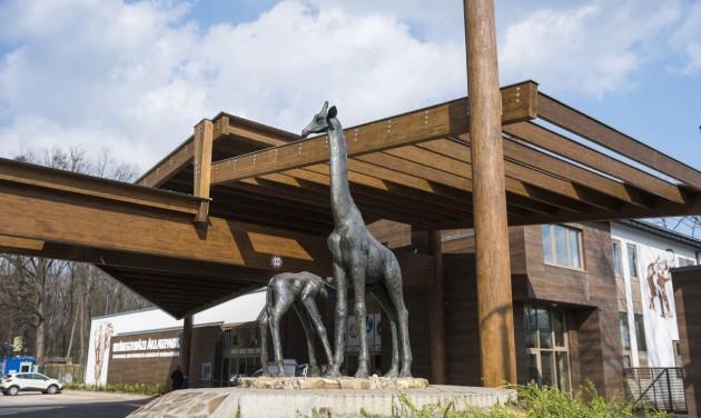 Elkészült a Nyíregyházi Állatpark látogatócentruma