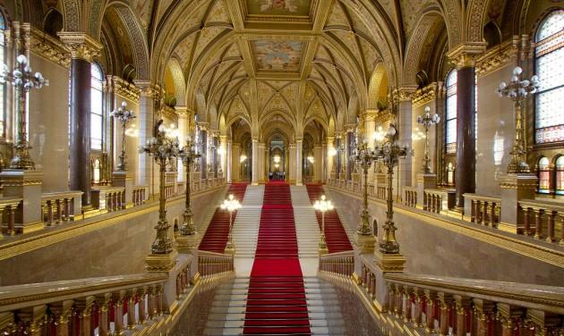 Látogatórekord az Országházban