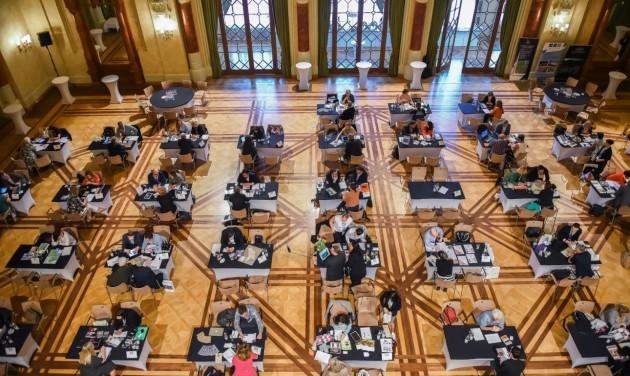 Véget ért a Nemzetközi Borturisztikai Konferencia és Kiállítás Budapesten