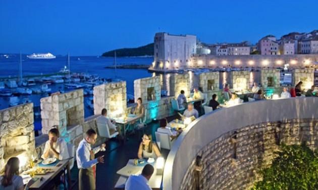 Három Michelin-csillagos étterem Horvátországban