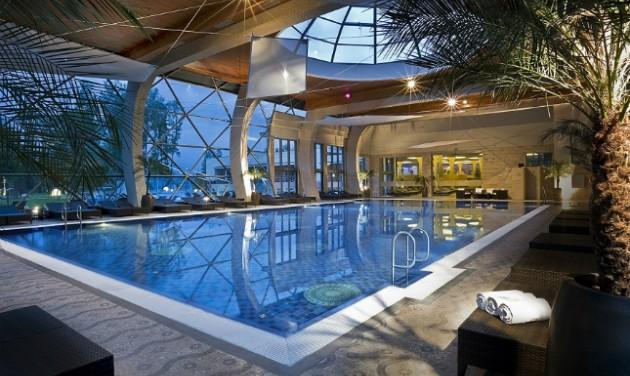 A Spirit lett a leginnovatívabb spa hotel Európában