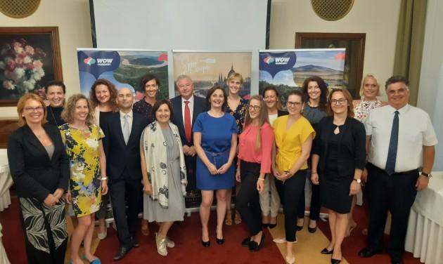 Aktív érdeklődés az MTÜ csehországi roadshow-ján