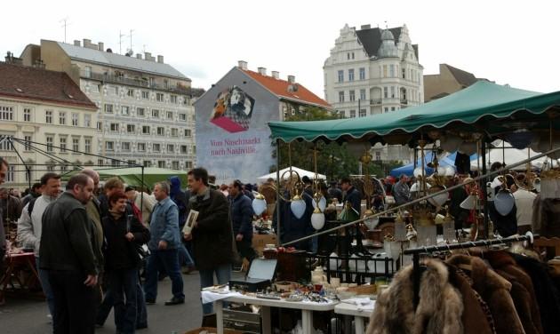 40. születésnapját ünnepli a Naschmarkt bolhapiaca