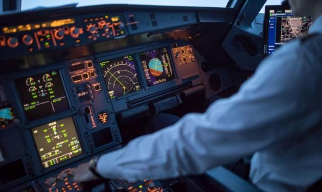 """A pilóták panaszkodnak, hogy """"berozsdásodtak"""