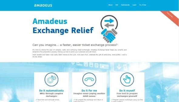 Az Amadeus kicseréli a repülőjegyeket