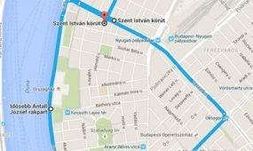 Hiába az egyeztetés, július 1-jétől korlátozzák a turistabuszok behajtását az V. kerületben