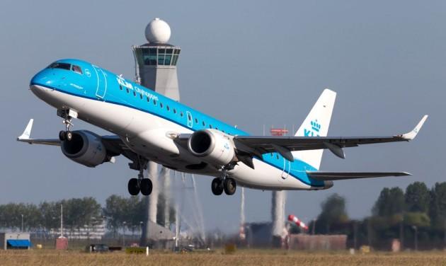 Csökkenti járatai kapacitását és ritkít a KLM