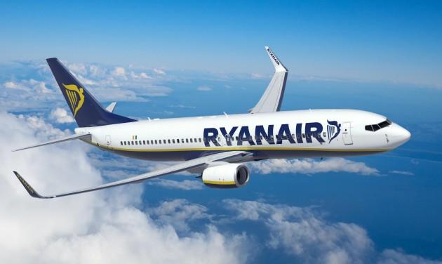 Átszállást is kínál a Ryanair
