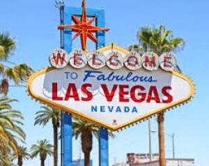 Las Vegas dübörög