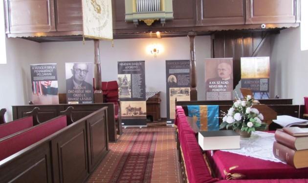 Bővítik a Biblia Múzeumot Tiszaderzsen