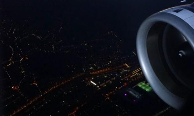 Éjszakai repülési tilalom Budapest felett