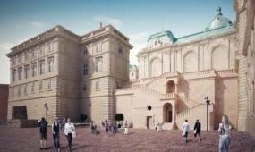 Javában zajlik a budai várnegyed felújítása