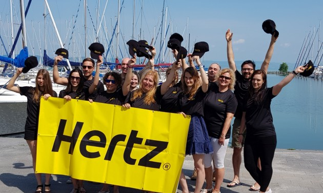 Hertz Sail&Drive 2018