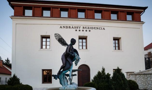 Ismét fogad vendégeket a tarcali Andrássy Rezidencia Wine & Spa