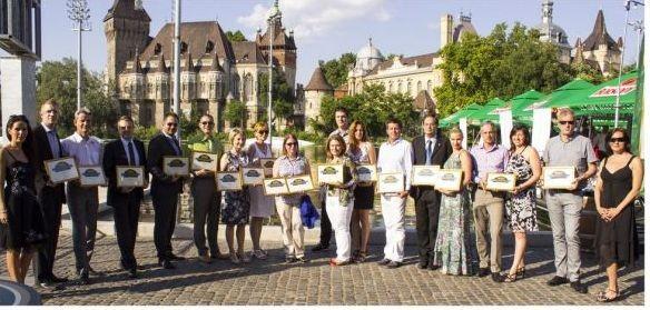 Business Excellence: Győr, Debrecen, Bécs, Doha is díjazott