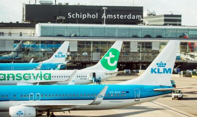 Nincs több dohányáru a holland járatokon