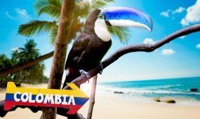Cartagena a KLM-mel