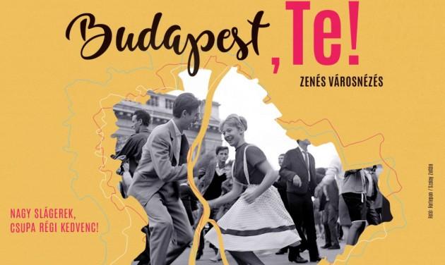 Zenés budapesti városnézésre hív az Orlai Produkció