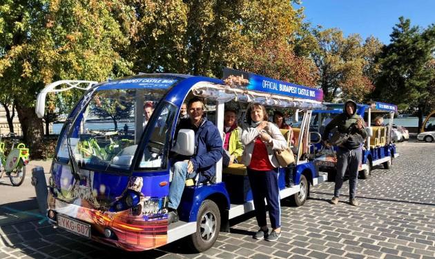 Több mint kétezren a Turizmus Világnapja fővárosi programjain