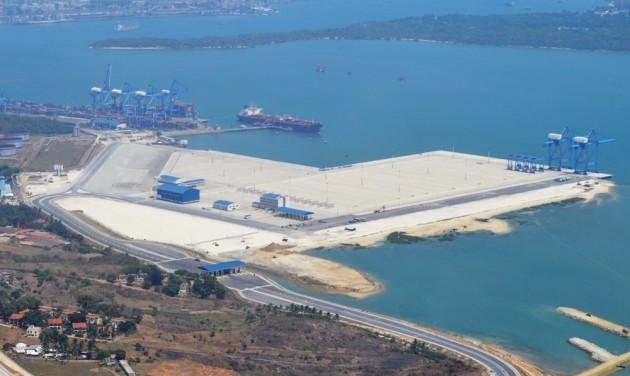 Jövőre átadják Kenya új tengerhajózási terminálját