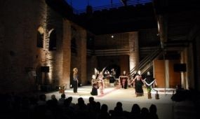 Három bemutató a Gyulai Várszínház 53. évadának műsorán