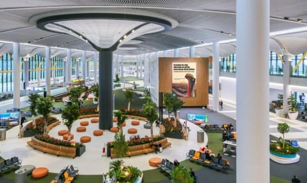 Március 3-ától már tényleg új reptér lesz Isztambulban