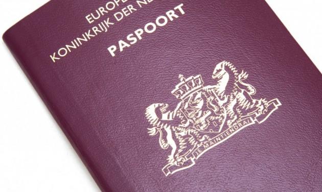 Kiadták az első nemsemleges útlevelet Hollandiában