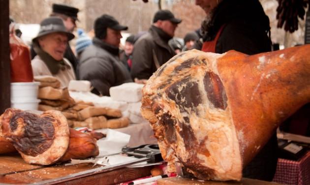 Mangalicafesztivált tartanak Debrecenben hétvégén