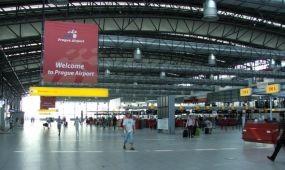 Tavaly tovább nőtt a prágai repülőtér utasforgalma