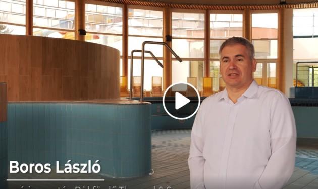 Így készülnek az újranyitásra a hazai fürdők – videó