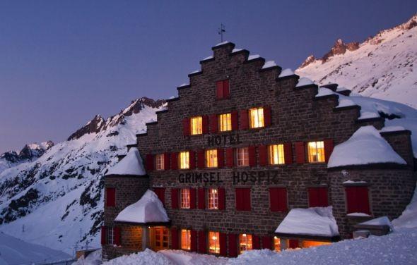 Százötven éve indult a téli turizmus Svájcban