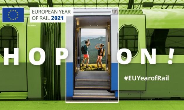 36 nap alatt 26 országot jár be az Európát összekötő expressz