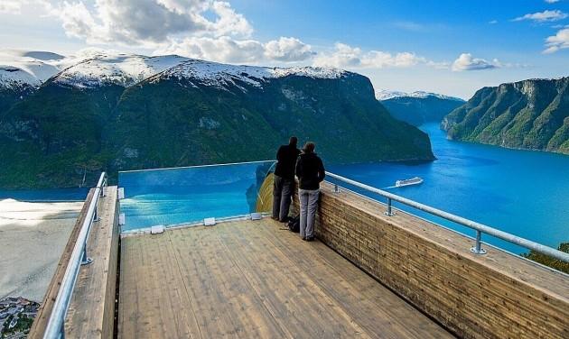 Kilátók, trollok, fjordok – norvég turisztikai program