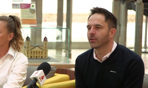 Turizmus.com rádió: Gődény Gábor - Debrecen új pályára áll