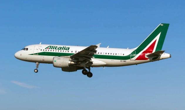 Október 15-én szállhatnak fel először az új olasz légitársaság gépei