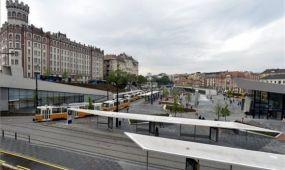 Befejeződött a Széll Kálmán tér felújítása
