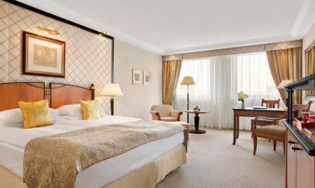 Kempinski Hotel Corvinus Budapest sürgősen eladásra kínál