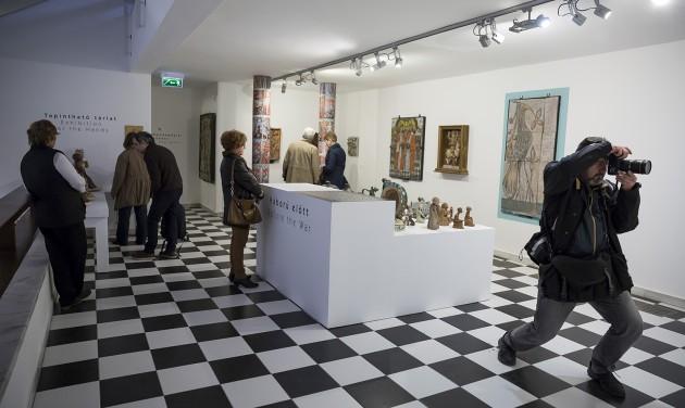 Újra látogatható a Kovács Margit Múzeum Szentendrén