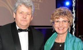 Megyei Év Vállalkozója díjat kaptak a Hotel Három Gúnár tulajdonosai