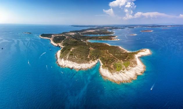 Itt a tíz legkedveltebb horvátországi aktív úti cél