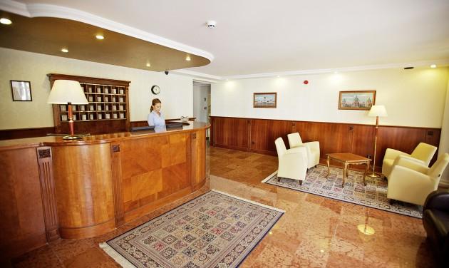 Szállodai recepciós, Budapest, Gold Hotel Kft.