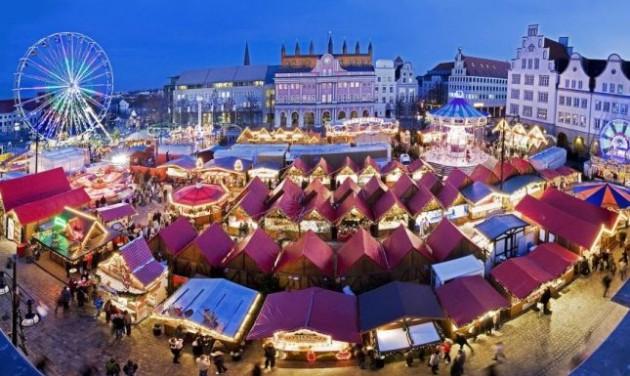 Karácsonyi vásárok Lengyelországban