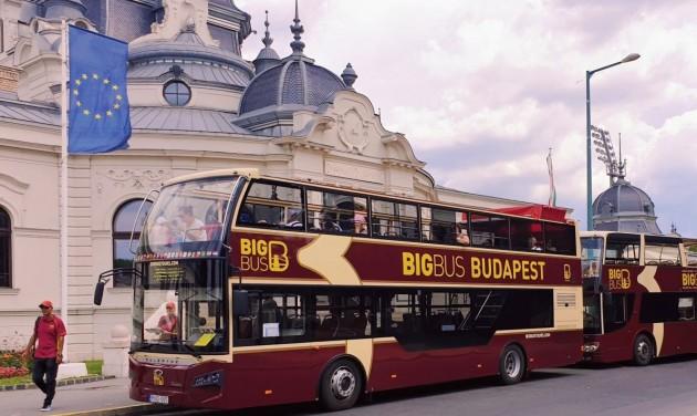 Flottafejlesztés a Big Bus Toursnál