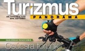 Olvasta már a szeptemberi Turizmus Panorámát?