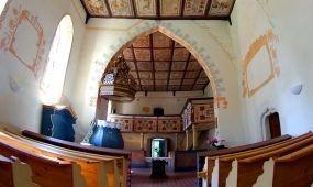 Középkori templomok újultak meg a Kárpát-medencében