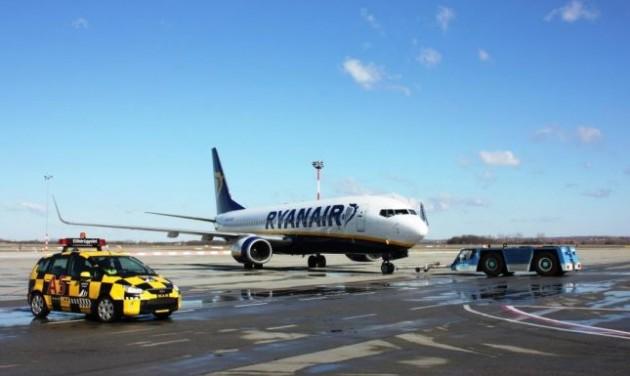 Két új olasz járatot indít a Ryanair Budapestről