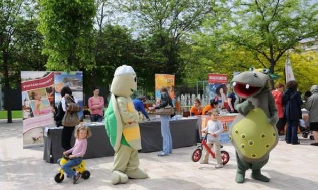 Sokan élvezték a Nyitott Balatont a fővárosban