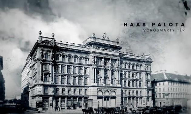 Életre kelnek Budapest eltűnt épületei