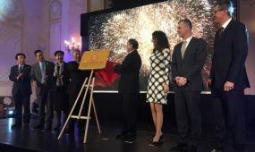 Erősíti Budapest szerepét a napokban megnyílt kínai képviseleti iroda