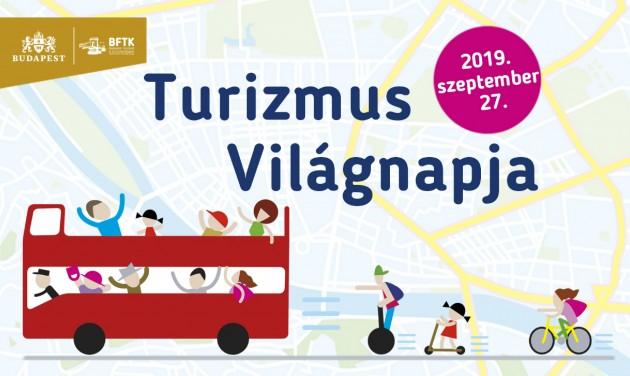 Már lehet regisztrálni a Turizmus Világnapja budapesti programjaira